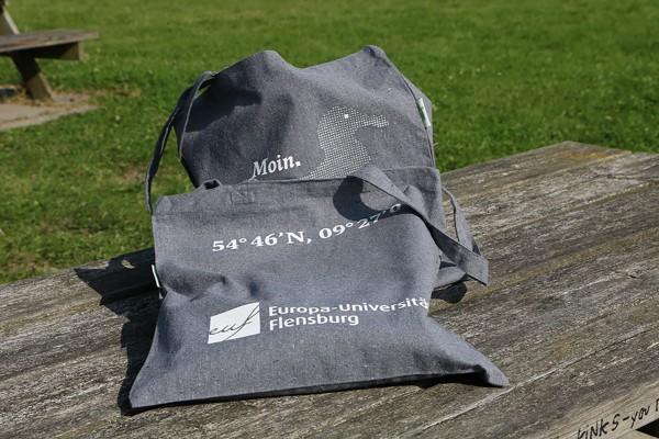 Recyclingtasche Möwe