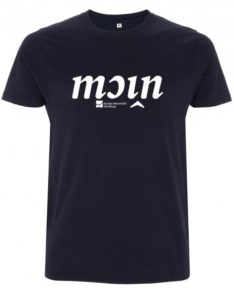 T-Shirt Herren Blau Moin